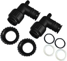 "John Guest QC Assembly (cPVC, PEX, Copper) 3/4"""