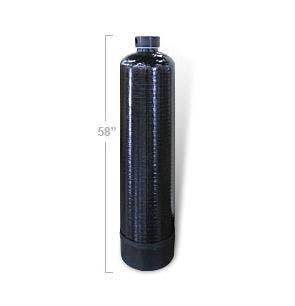Pelican High Flow Salt-Free Water Softener Alternative, 25 GPM