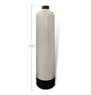 Pelican High Flow Salt-Free Water Softener Alternative, 40 GPM