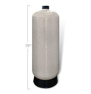 NaturSoft High-Flow & Estate Home Salt Free Water Softener Alternative System, 70 GPM