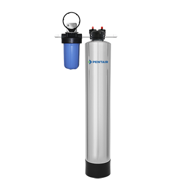 Pelican Water Softener Alternative + UV (1-3 Bathrooms)