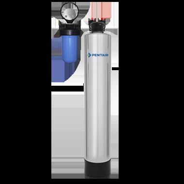 Pelican Water Softener Alternative + UV (4-6 Bathrooms)