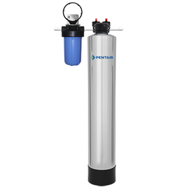 Water Softener Alternative with NaturSoft Salt-Free Technology (4-6 Bath)