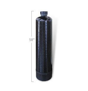 High Flow Whole House Carbon Filter System, 20 GPM