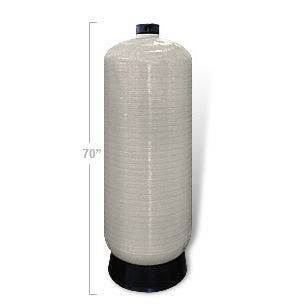 High Flow Whole House Carbon Filter System, 30 GPM