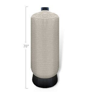 High Flow Whole House Carbon Filter System, 35 GPM