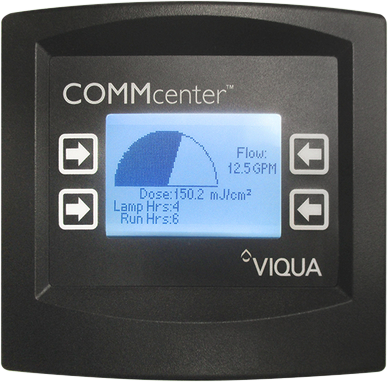 Viqua Commcenter for GHJK Pro Series